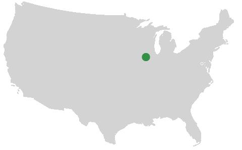 Made in Tampico, Illinois
